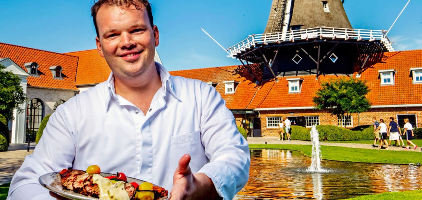 CHEF RESTAURANT MOLEN DE ZWALUW OVER DEBIC